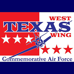 West Texas Wing logo